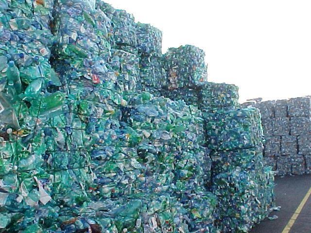 прием и переработка пластика, ПЭТ, Полиэтилена, стрейч